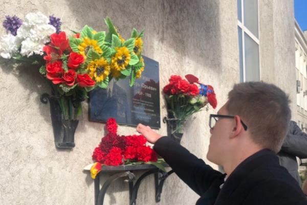 Студенты почтили память солдат, погибших за пределами Отечества
